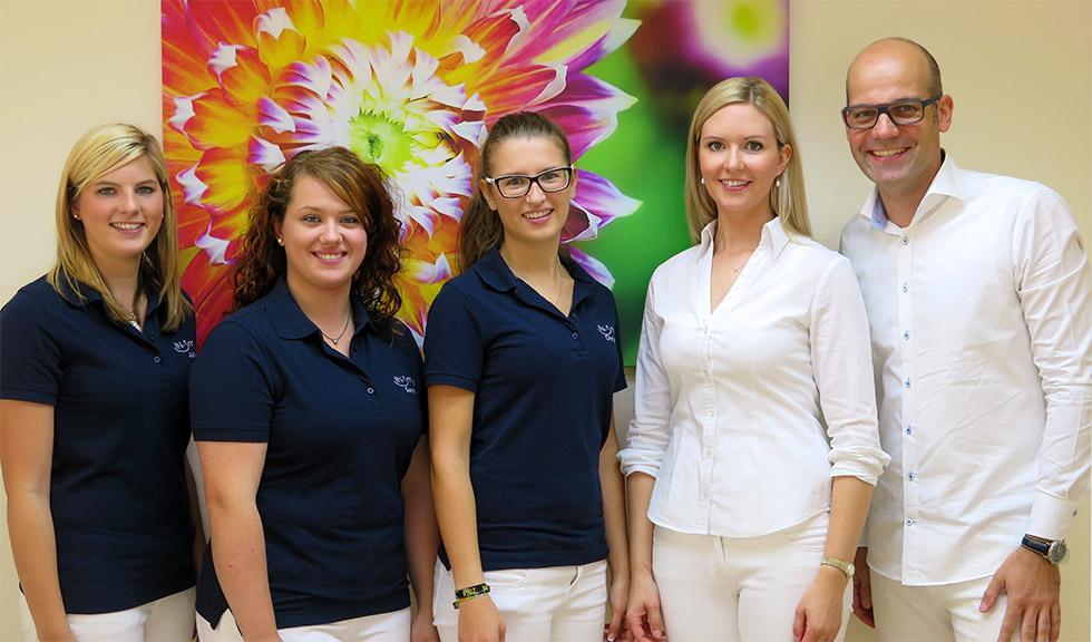Unser Team der Kieferorthopädie